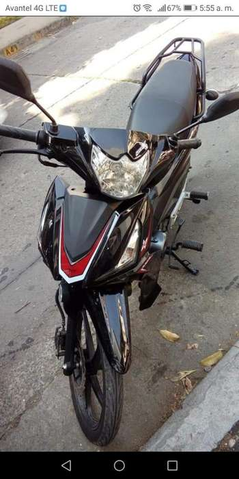 Moto Akt Special 110 Modelo 2020