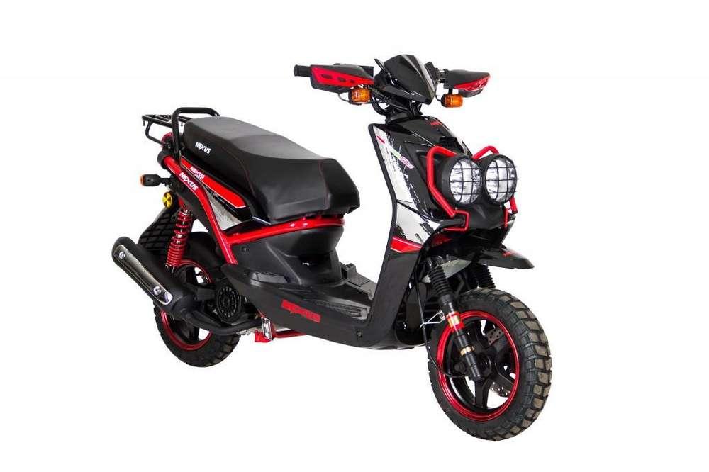 MOTO SCOOTER NEXUS150T1
