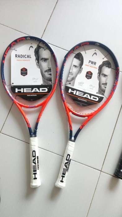 Promocion Raquetas Head Nuevas