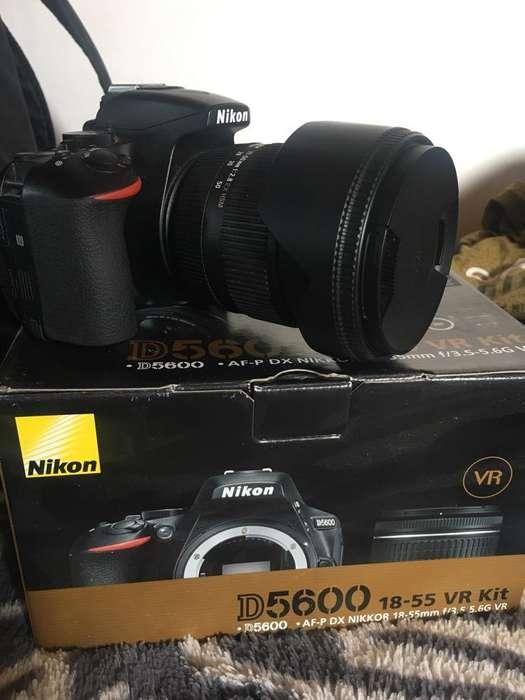 Nikon 5600 2 Lentes 1 Bateria