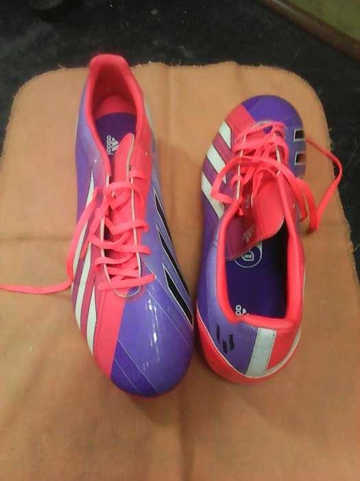 Vendo Botines Adidas Messi Nuevos