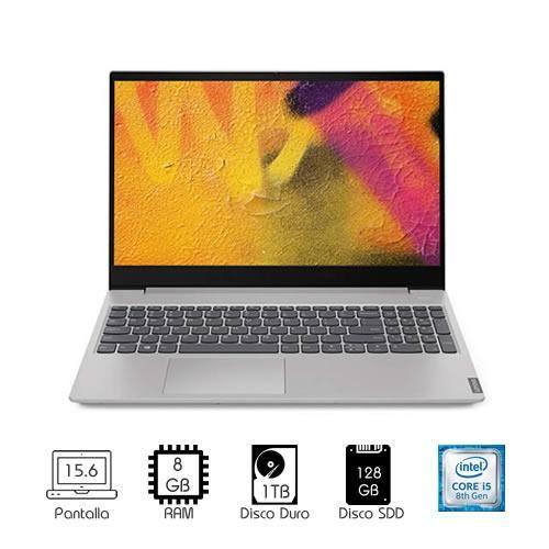 LAPTOP LENOVO IDEAPAD S340-15IWL i5-8265U 8GB RAM 128GB SSD 1TB 15.6