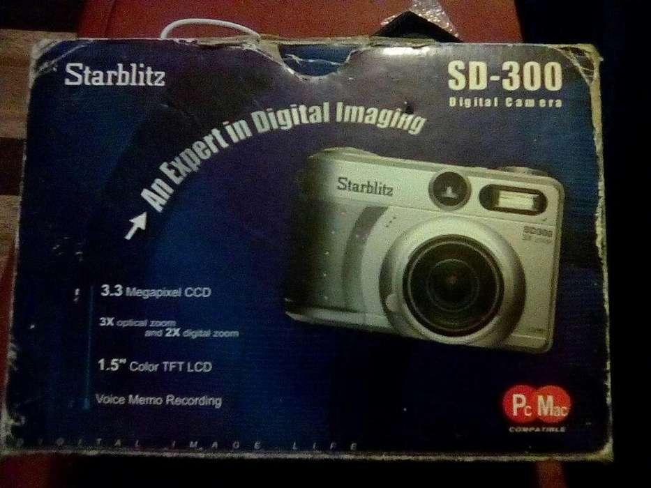 Cámara Digital Starblitz Sd300
