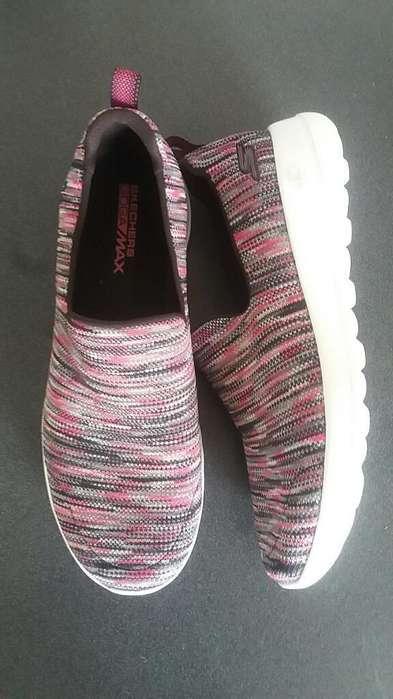 Zapatos Skechers Nuevos. #37 Femeninos
