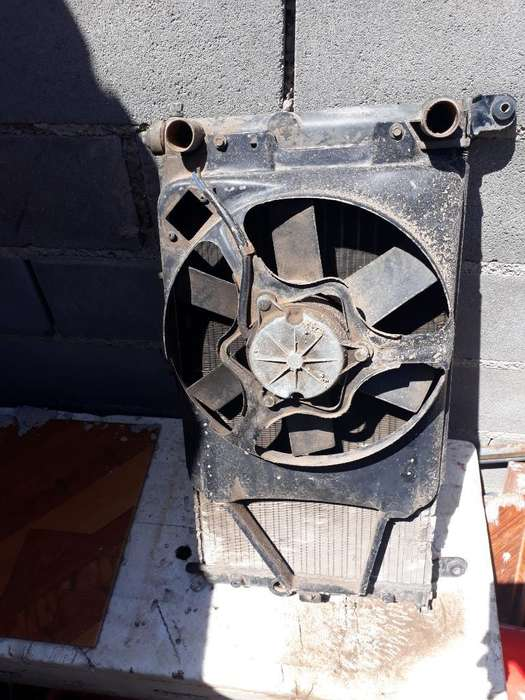 Radiador Fiat Uno