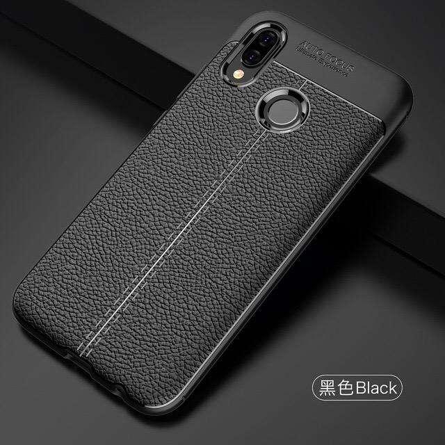 Estuche Textura Cuero Huaweip20 Lite