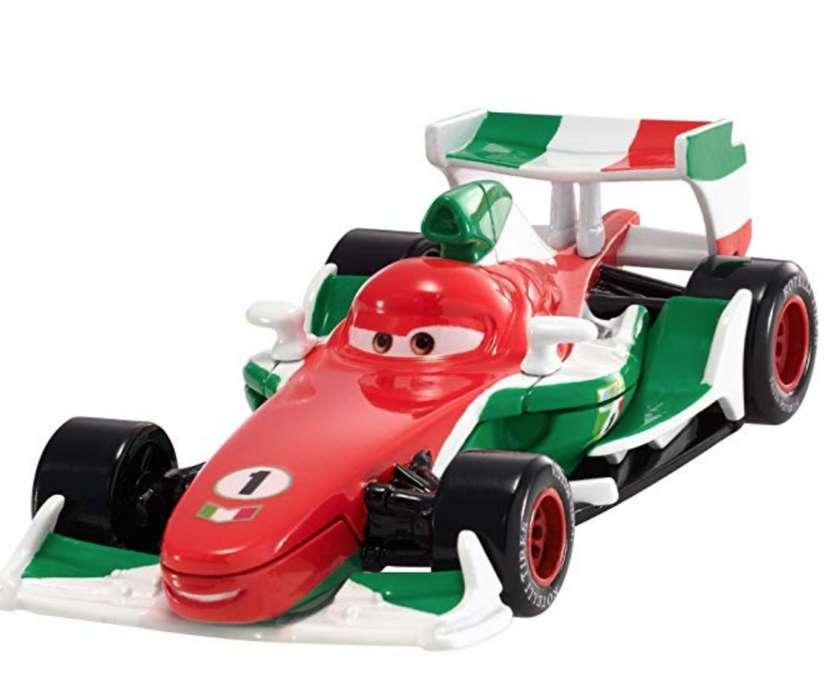 Francesco Bernoulli Cars disney 2 mcqueen
