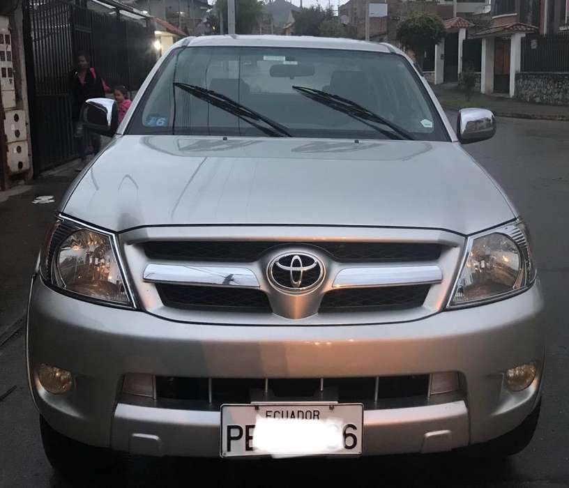 Toyota Hilux 2009 - 129000 km