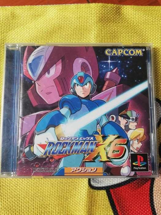 Megaman X 6 Plays 1