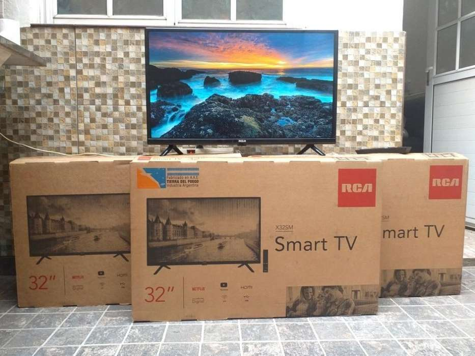Vendo de 32 Rca Smart con Android Nuevos