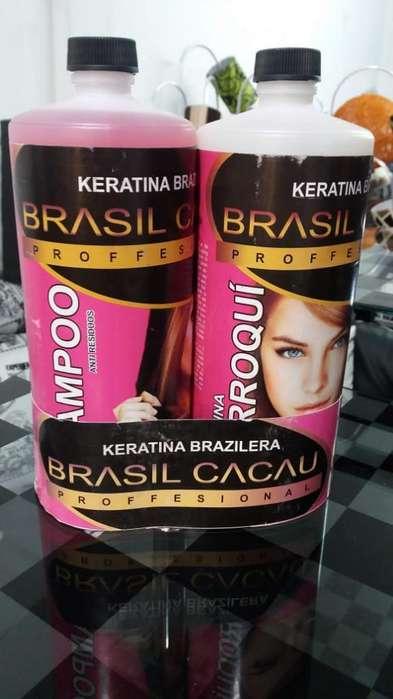 Keratina Brasileña