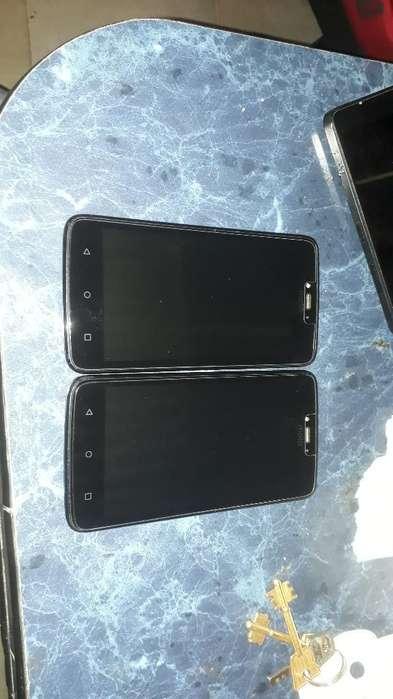 Vendo Dos Celular Moto C