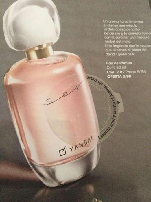 Perfume Ser de Unique