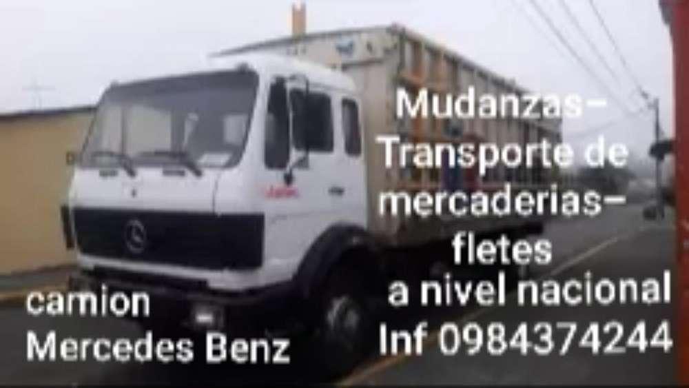 Mudanzas Y Transporte de Materiales.