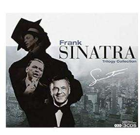Frank Sinatra CD Trilogy Collection