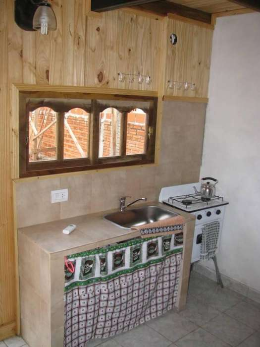 jo81 - Cabaña para 2 a 14 personas con cochera en Puerto Libertad