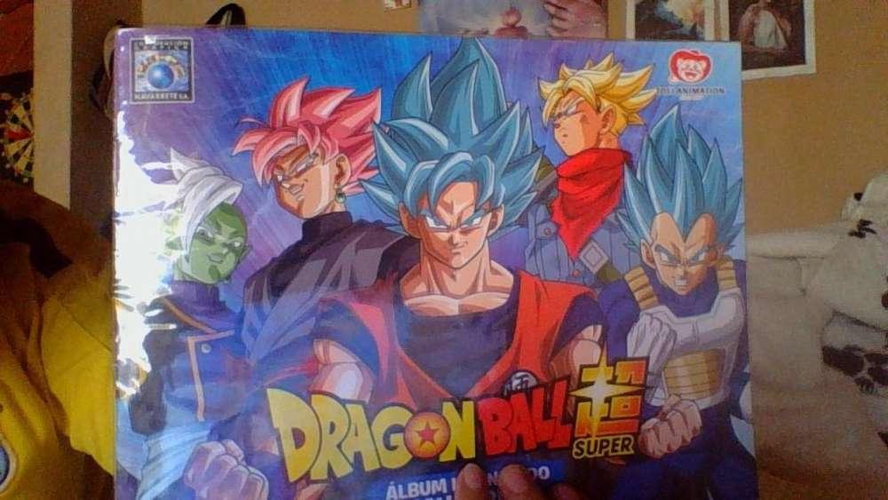 Álbum Dragon Ball Super