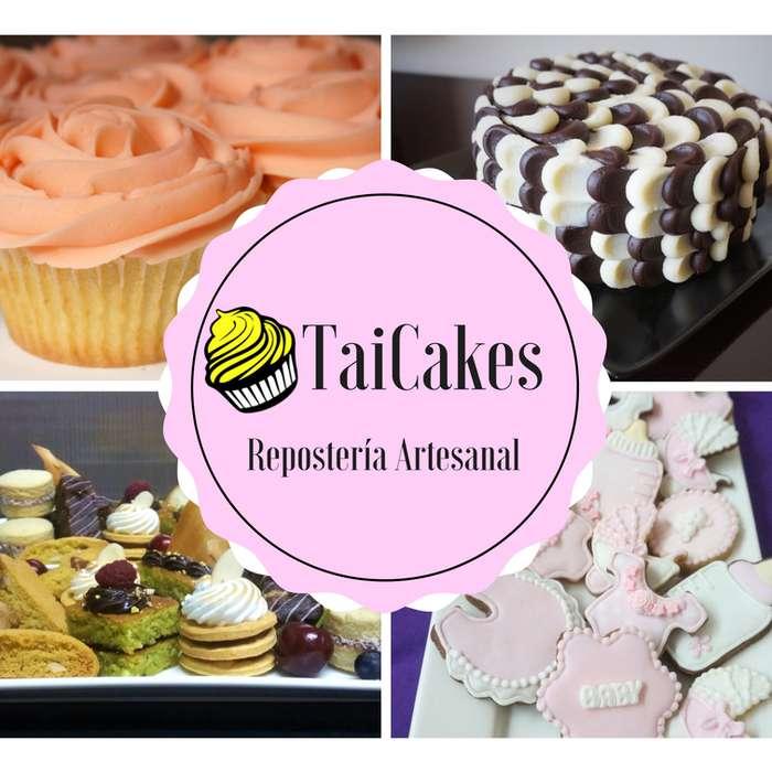 elaboracion de tortas,cupcakes y mucho mas