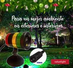 Luces Láser para Navidad / ValueLight/ SF-1602