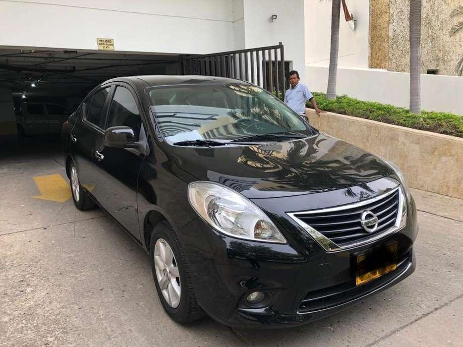 Nissan Versa 2013 - 39400 km