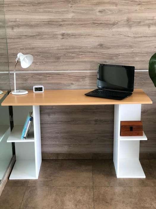 <strong>escritorio</strong> de melamina (excelente)