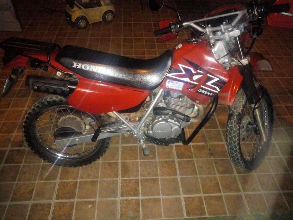 Moto <strong>honda</strong> Xl200 Año 2010 #976109041