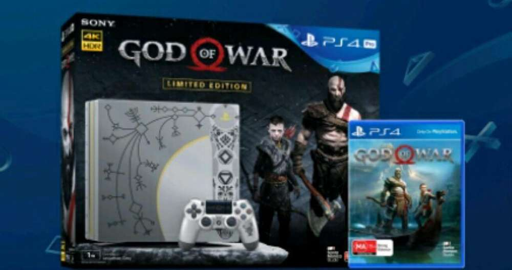 <strong>playstation</strong> 4 Edition God Of War