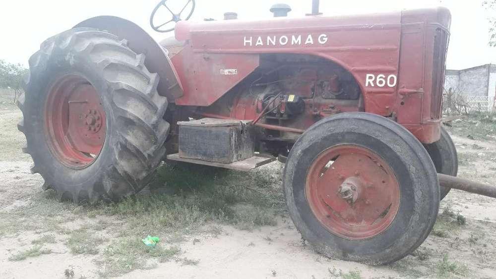 Tractor Hanomag R60