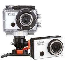 Camara Imust Action Cam 8mp Wifi