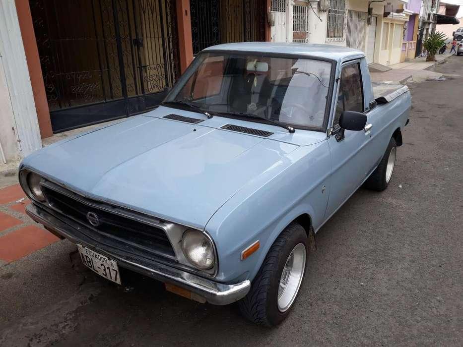 Nissan 1200 1972 - 100000 km