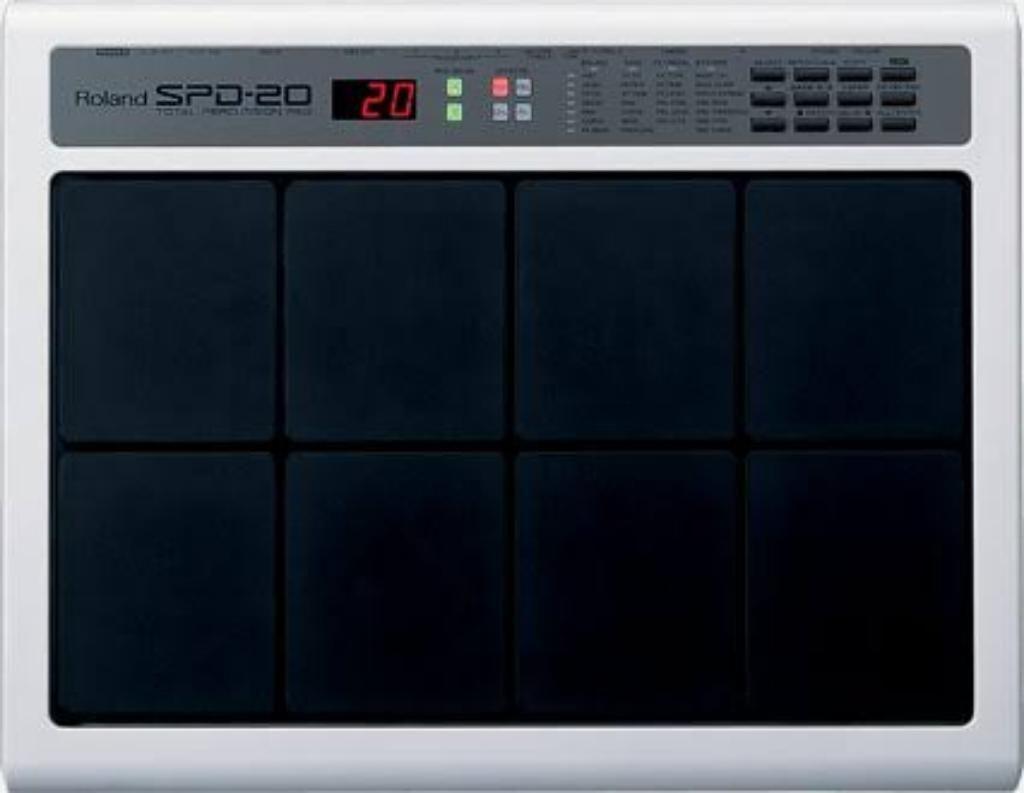 Vendo Batería Electrónica Roland Spd 20