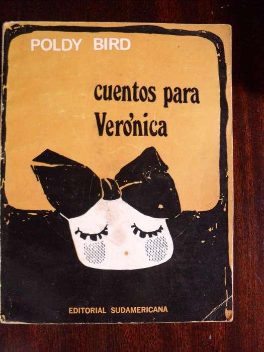CUENTOS PARA VERÓNICA POLDY BIRD 94 PAGINAS 1971 EDICIONES SUDAMERICANA