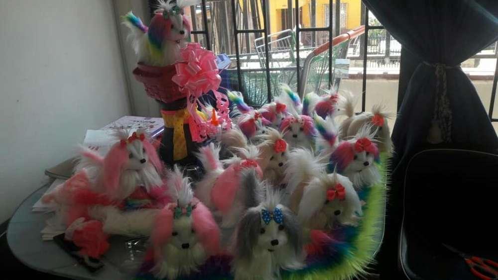 Perros de Juguete, Artesanales, Al