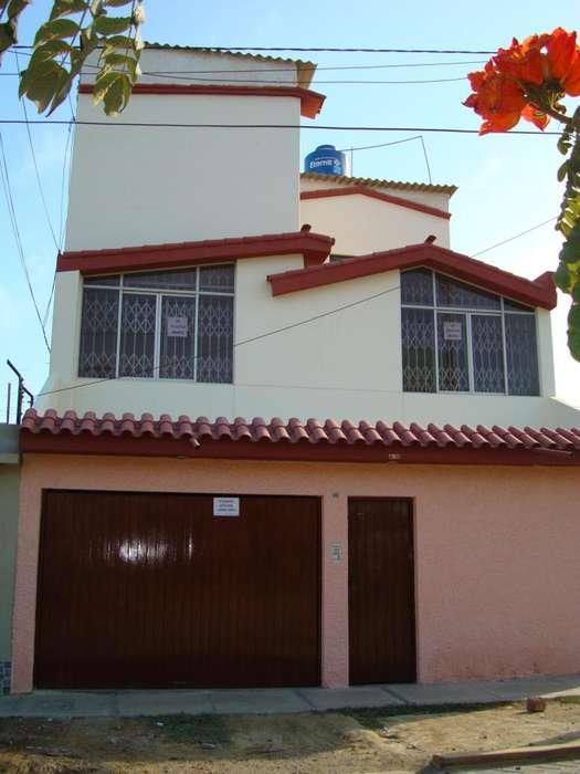 ALQUILER Casa 9 cuartos 5 baños TALARA