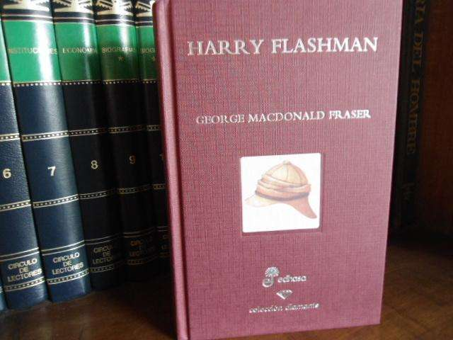 George Macdonald Fraser: Harry Flashman