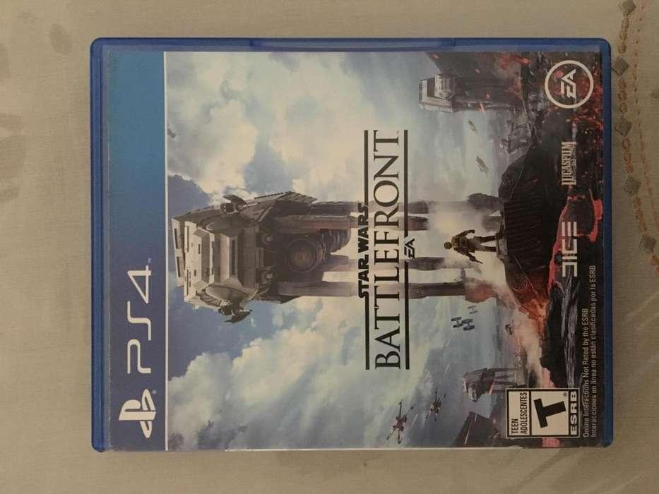 Star Wars Battlefront 1 para Playstation 4