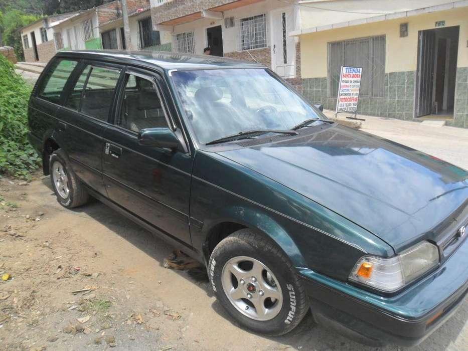 Mazda 323 1986 - 165 km