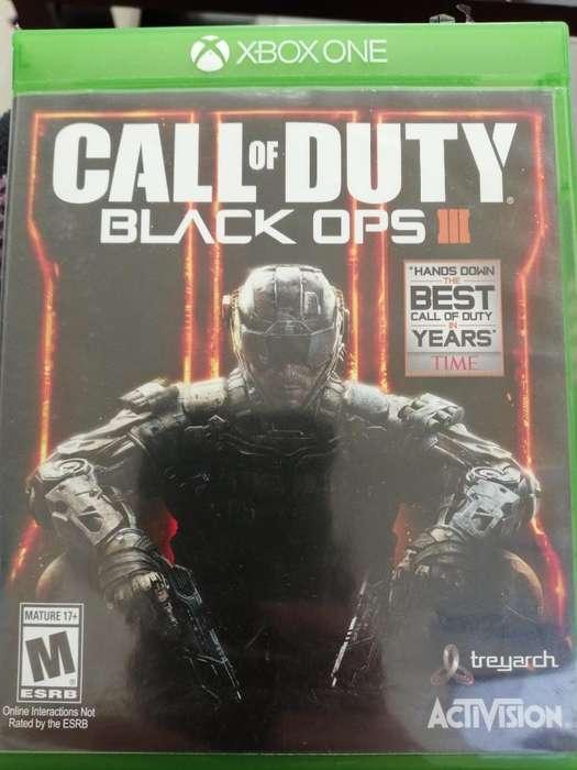 Vendo Juego Call Of Dutyde Xbox One