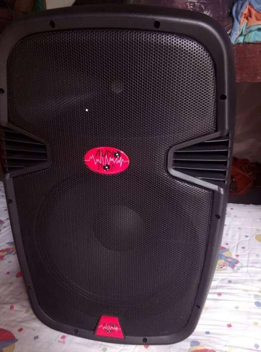 Cabina de sonido de 10500 watts en excelente estado