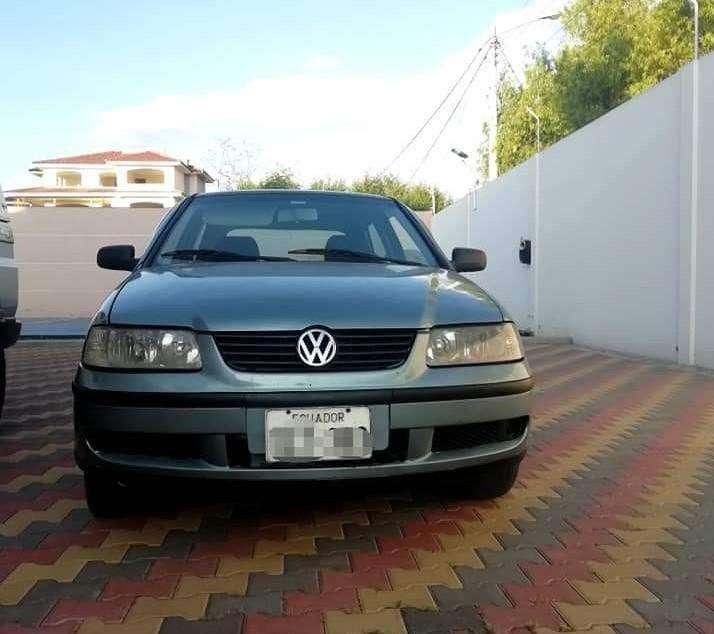 Volkswagen Gol 2001 - 260000 km