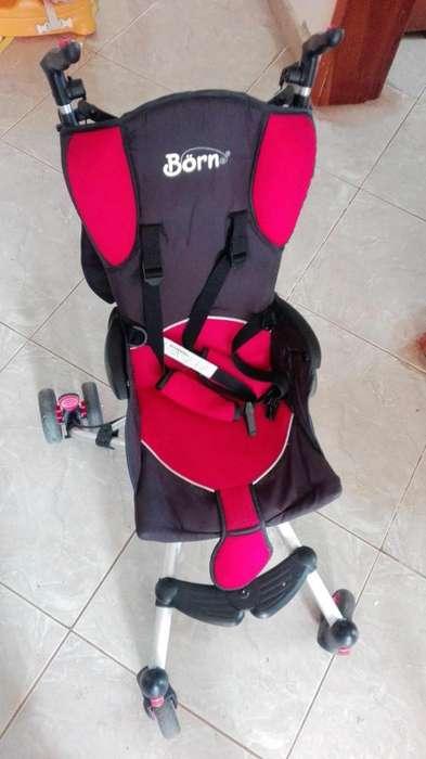 <strong>coche</strong> para niño y mesita de bebè