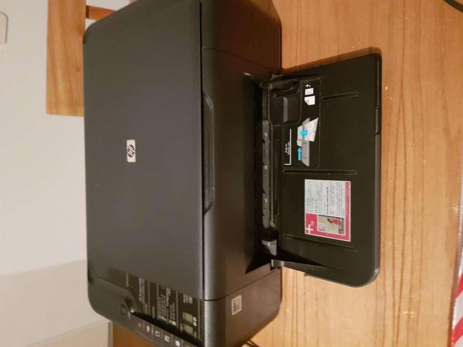 Impresora Multifuncion Hp Deskjet F4480