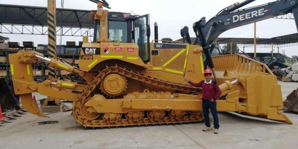 BULLDOZER CAT D8T M121373