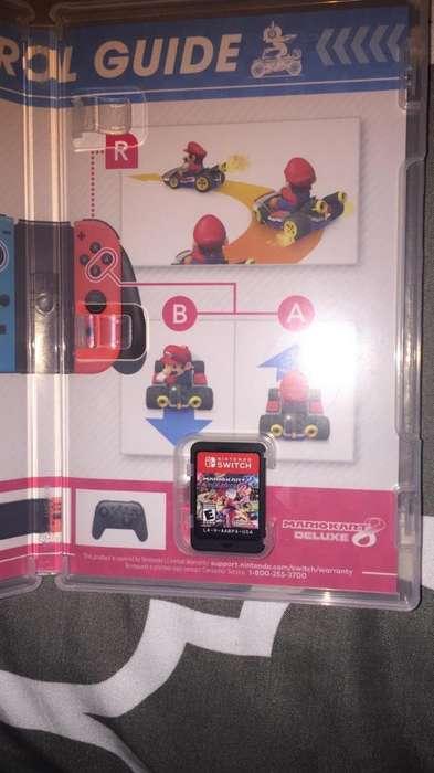 Juegos Nintendo Switch Baratos