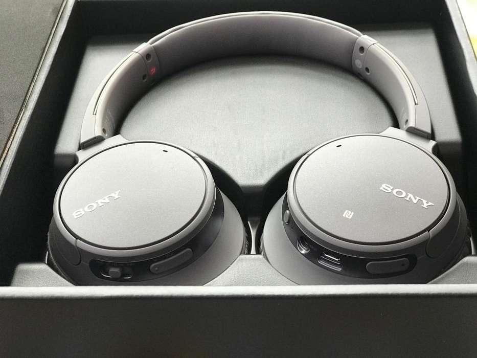 Audifonos SONY bluetooth WH-CH700N Con Cancelacion De Ruido
