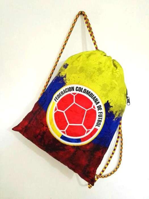 Tula Deportiva Seleccion Colombia