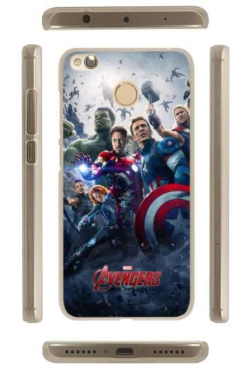 Pocophone F1 Avengers Case <strong>cubierta</strong> Dura Funda Nuevo