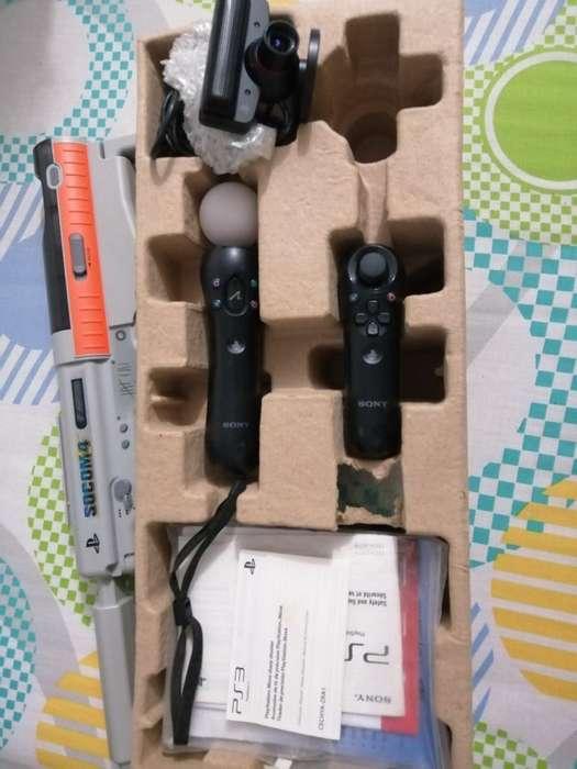 Rifle Playstation 3, Move