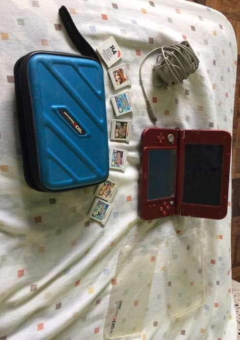 Nintendo3DS Xl, Más 7 Juegos