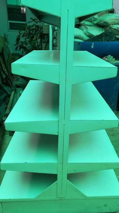 Góndola - exhibidor - estantería -vitrina